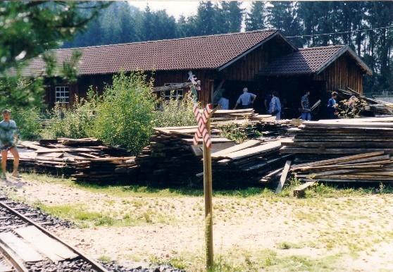 1990 scierie
