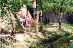 Disparue - Camp des indiens - 1
