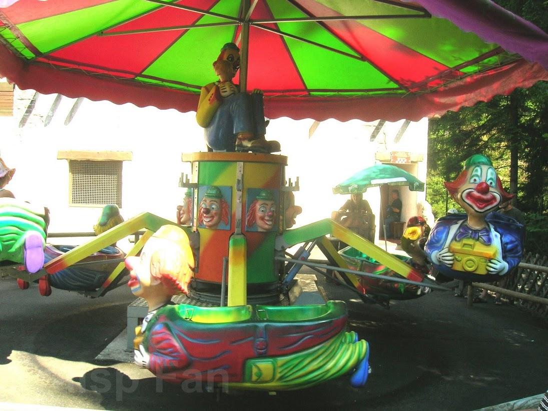 Disparue - Manege clown - 3