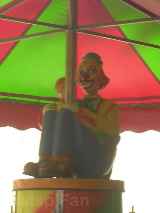 Disparue - Manege clown - 4