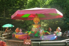 Disparue - Manege clown - 2