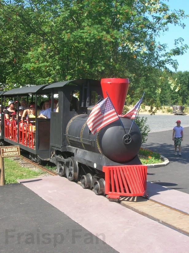 Disparue - Train Far West - 04