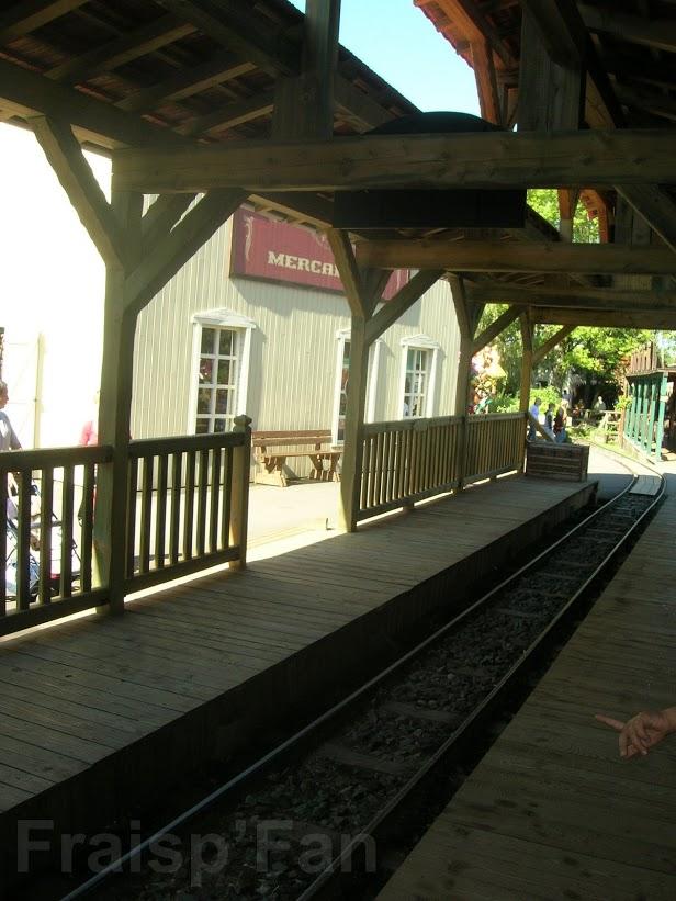 Disparue - Train Far West - 05