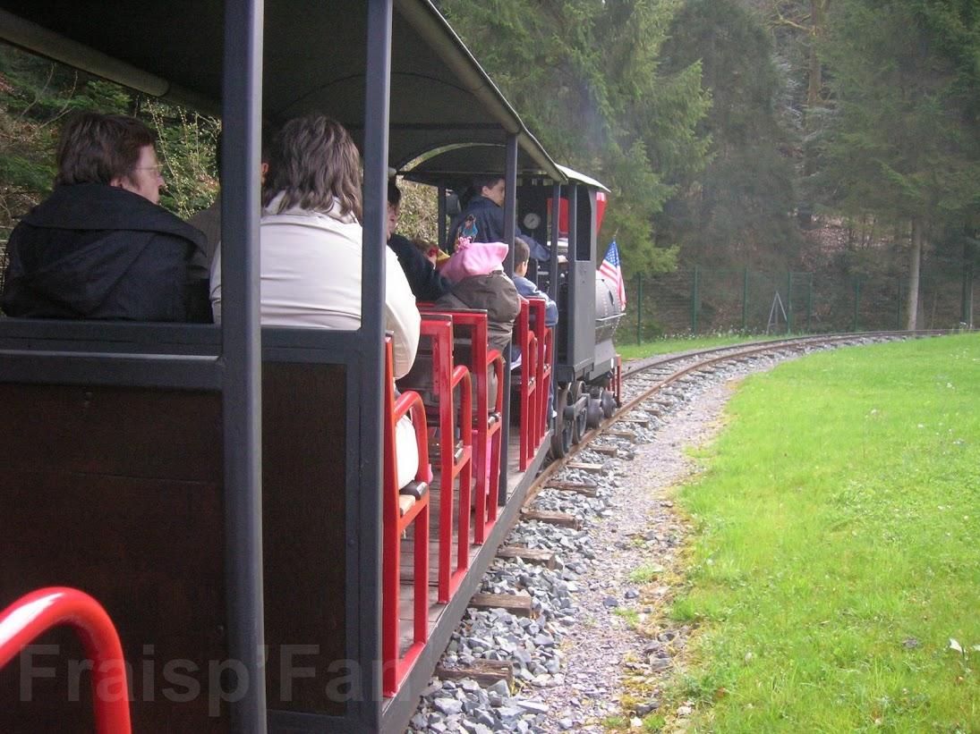 Disparue - Train Far West - 07