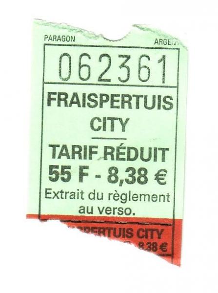 billet 2001