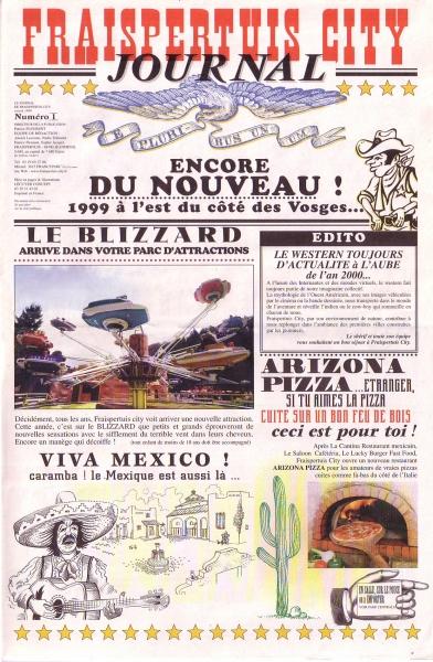 Journal 1999
